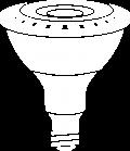 LED PAR Shape