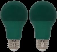 LED Green A19