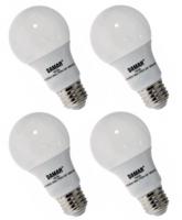 Damar LED 9 Watt A19 | Warm White | 3000K | 4-pack