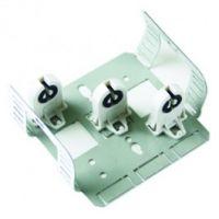metal brackets - retrofit kit - F96T12 to F32T8