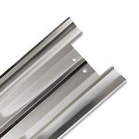 aluminum reflector - 4 foot or 8 foot - strip fixture
