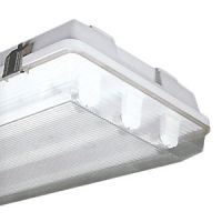 LED vapor tight 48 inch - (3) T8 - frosted lens