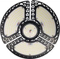 60W LED Deformable LED Garage Light   E26 Base    Full Spectrum - 6000K   8000 Lumens   1 Pack