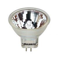 Bulbrite-642222-20 watt-255 lumens-16 degree -12 volt-HALOGEN MR11-Lense Cover 10 Pack