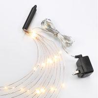 Bulbrite-810066-8watt-PLUG-2700 Kelvin-30000 life hours-96 inches- multi strand