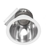 LED Commercial Can Light | 8 inch | Retrofit Kit | 40 watt | Natural White | 5000K