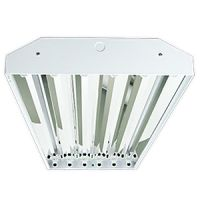 horizon high bay - 6 lamp - F54T5 - 120-277v