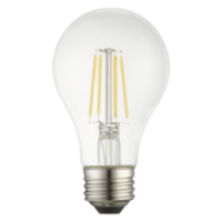 TCP LED 60 Watt Equal A19 Dimmable Warm White 2700K 120V
