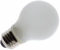 TCP Filament LED 4 Watt G16 | 40 Watt Equal | Dimmable | Soft White | 2700K | Frost