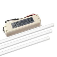 LED snap and go - magnetic module - 40 watt - 4000 kelvin - frosted lens - 3x48 - exceptional life - DLC