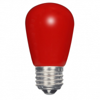 Ceramic Red - S14 - LED - 130 Volt - 35,000 Hours