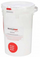 6.5 Gallon Lamp and Ballast Recycling Pail