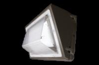 LED Wallpack | 55 watt | 5000 kelvin | non-dimmable