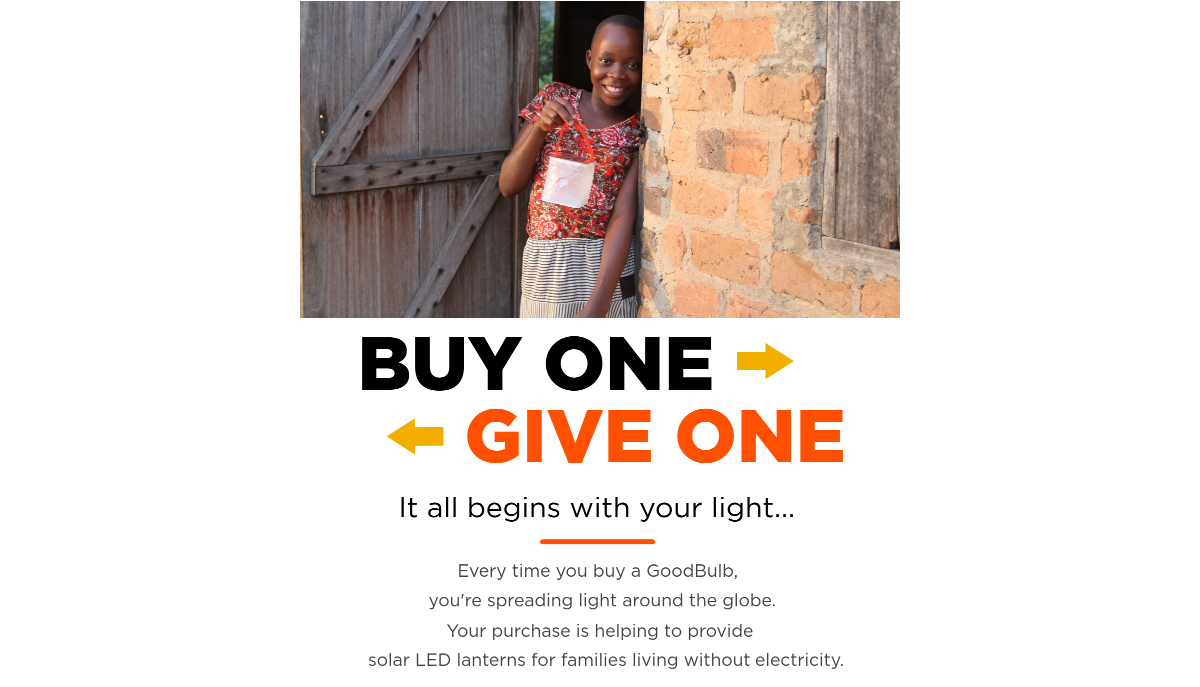 Buy Light Give Light